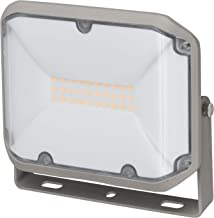 Brennenstuhl LED schijnwerper AL 2000 / LED schijnwerper voor buiten (LED-buitenspot voor wandmontage, 20W, warm wit lich...