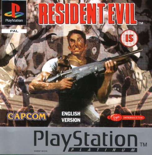 Resident Evil - Platinum (PS) [PlayStation]: Amazon.es: Videojuegos