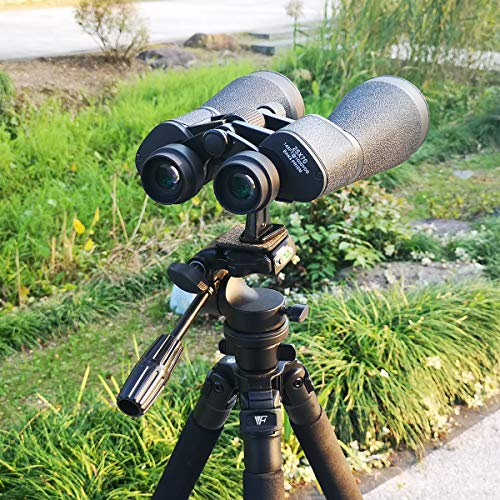 Gosky Titan 25x70 Astronomy Binoculars, Giant Binocular with Carrying Case, Digiscoping Adapter -for Star Gazing Moon Observation Bird Watching Sightseeing Shooting