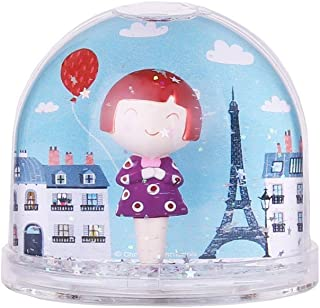 Nemesis Now Enchanted Rubis Boule /à Neige Rouge 13 cm Taille 12 cm