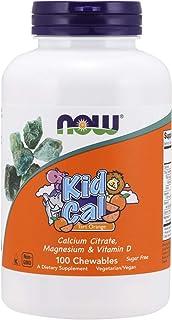 Now Foods. Kid-cal Chewable Calcium. 100-Count