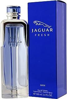 Jaguar Fresh Man by Jaguar for Men - Eau de Toilette, 100ml