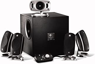 Best Logitech Z-5300e THX-Certified 280-Watt 5.1 Surround Sound PC and Gaming Speaker System Review