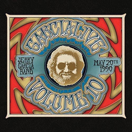 GarciaLive Volume Ten: May 20th, 1990 Hilo Civic Auditorium [2 CD]