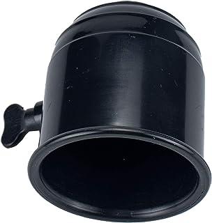 Homyl Acessório de carro: capa de bola de engate de reboque, ajuste universal para veículos com bolas de engate de reboque...