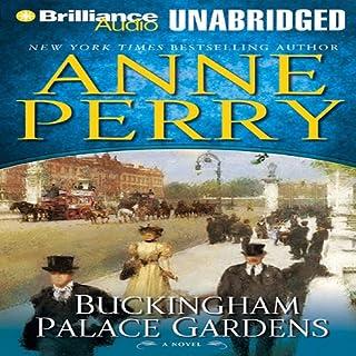 Buckingham Palace Gardens audiobook cover art