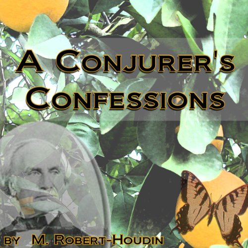 A Conjurer's Confessions audiobook cover art