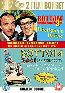 Bottom Live 3: Hooligan's Island / Bottom 2001: An Arse Oddity