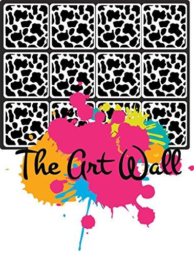 Cskin Nail Stencils Stickers Vinyl Nail Art/Nail Deco/ Airbrush