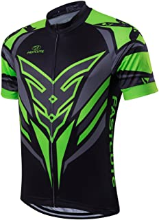 FASTCUTE 2016 Active Sportswear Men's Pro Team Short Sleeve Cycling Jersey