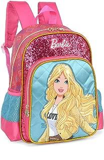 Mochila Costas Rosa com Verde Barbie