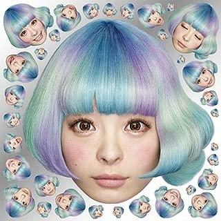 KPP BEST 初回限定盤(きゃりーぱみゅぱみゅ超限定リアルお顔パッケージ)
