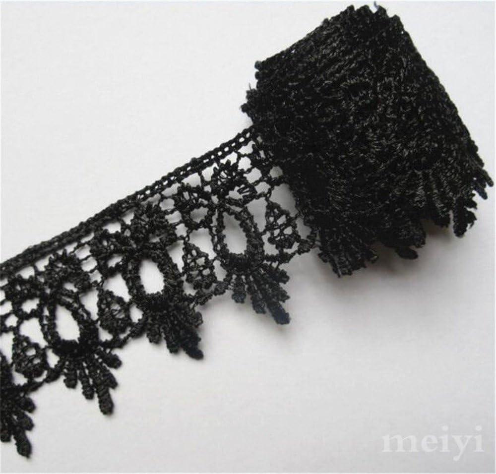 5 Yard Popular standard Polyester Crochet Lace Challenge the lowest price of Japan ☆ Edge Ribbon Trim Width cm Vintag