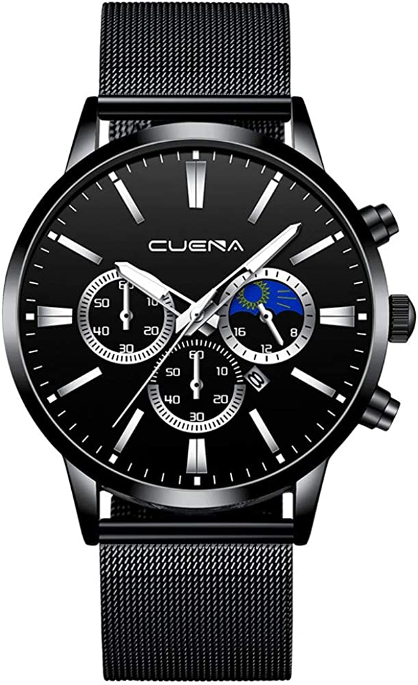 Muranba WatchesMen's Fashion Sport Band Stainless Case Steel Inventory cleanup selling cheap sale
