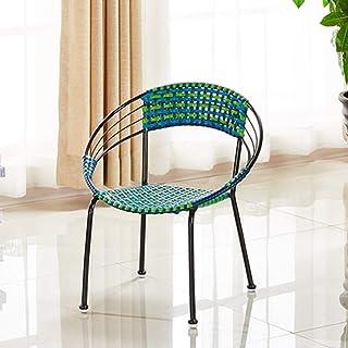 LONGren Patio Furniture Set 3 Piece Outdoor Wicker Bistro Set Rattan Chair Conversation Sets with Coffee Table/20.1x22.4in...