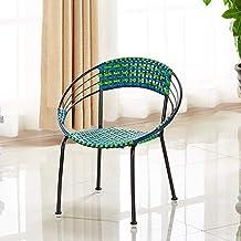 AINIYF Patio Furniture Set 3 Piece Outdoor Wicker Bistro Set Rattan Chair Conversation Sets with Coffee Table/20.1x22.4inc...