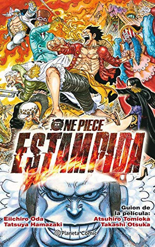 One Piece Estampida (novela) (Manga Novelas (Light Novels))
