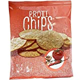 ProtiWise - High Protein Diet Chips | Barbeque | Low Calories, Sugar Free, Low Carb, High Fiber (7 Bags)