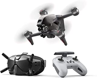 DJI FPV Combo - First-Person View Drone UAV Quadcopter with 4K Camera, S Flight Mode, Super-Wide 150° FOV, HD Low-Latency ...