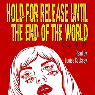 Hold for Release Until the End of the World audiobook cover art
