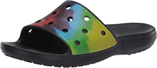 Crocs Unisex-Adult Men's and Women's Classic Slide Sandals | Slip on Water Shoes