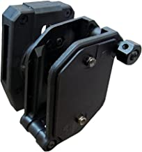 JahyShow Tactical Magazine Pouch Pistol Bag Multi-Angle Speed Holster Mag Pouch for IPSC USPSA IDPA