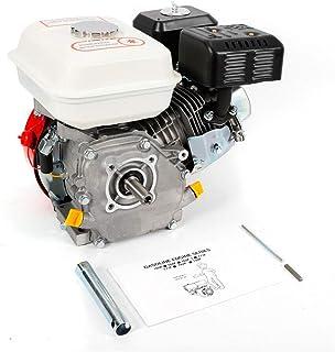 420 CC diametro albero 25 mm raffreddamento ad aria forzata 9 KW motore monocilindrico con allarme olio 4 tempi motore di ricambio Motore a benzina Haroldol da 15 CV .