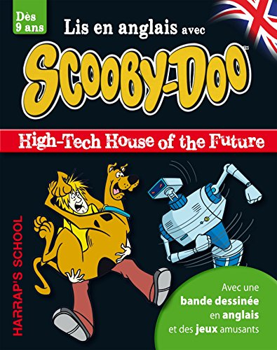 A story and games with Scooby-Doo - High-tech House of the Future