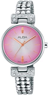Alba AH8265X Casual Watch For Women - Stainless Steel Band