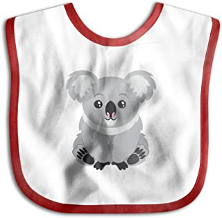 Australia Koala Bear Infant Toddler Bibs Super Absorbent Cute Design Baby Bib Funny Baby Shower - Gift