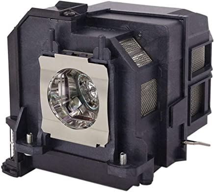 CTLAMP EP80 Replacement Projector Lamp with Housing for Powerlite 580 585W BrightLink 585WI 595WI Eb-1420WI Eb-580 Eb-595WI CB-575WI CB-570 with Long Life and Great Brightness