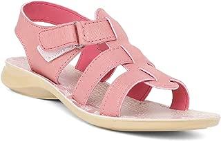PARAGON_SHOES Women's Pink Outdoor Sandals-3 UK (35.5 EU) (PU0671RP-Pink)