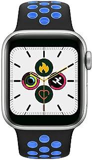 BaoZan Smartwatch,Relojes Inteligentes Impermeable IP67 para Mujer Hombre niños,Reloj de Fitness con Monitor de Frecuencia...
