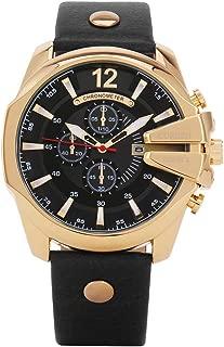 Men's Casual Watches Luxury Sports Quartz Analog Waterproof Wrist Watch Quartz Wristwatch (NO2)