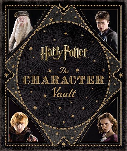 Harry Potter The Character Vault (Harry Potter Vaults)