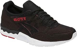 Mens Gel-Lyte V Shoes, Size: 9.5 D(M) US, Color: Black/Black