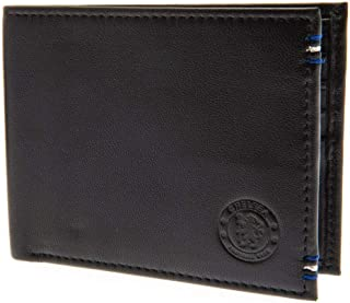 Chelsea FC Leather Mens Stitched Wallet
