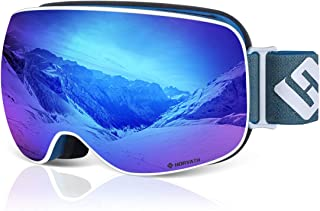 Best womens mirrored ski goggles Reviews