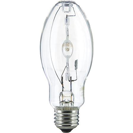 Sunlite MH100/U/MED 100-Watt Metal Halide Bulb, Medium Base, Clear