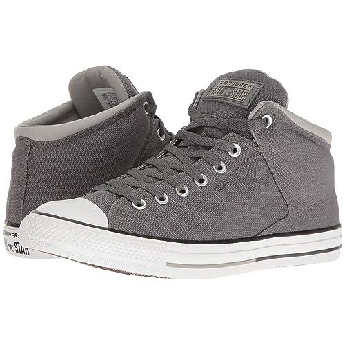 e4338d44fdad22 Converse Men s Street Tonal Canvas High Top Sneaker
