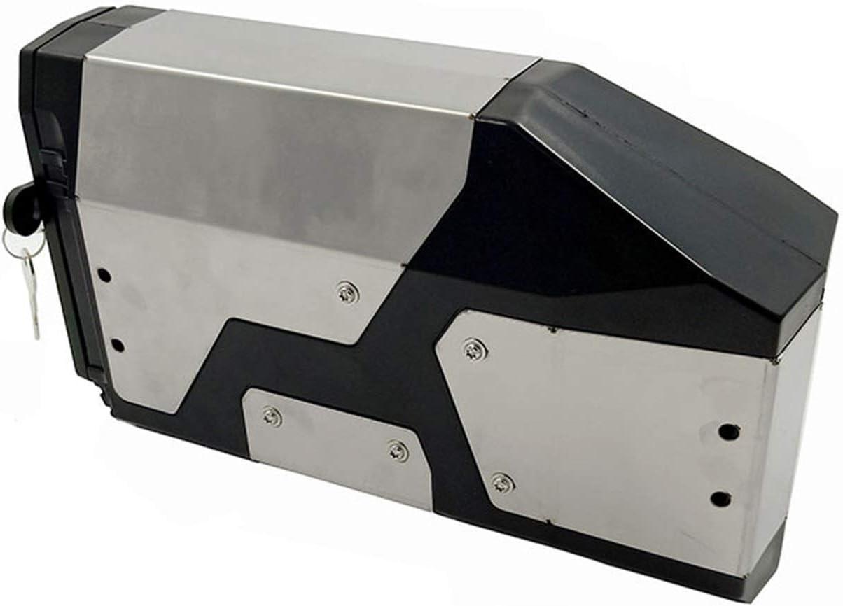 Brand new ZXC All New Decorative Aluminum Box L Popular overseas Toolbox 4.2 Liters R1200GS