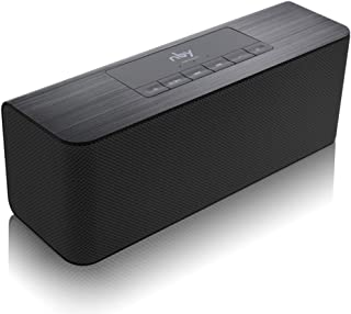 nby NBY5540 Bluetooth Speakers Wireless Sound Box Dual 5W Loudspeaker Support FM Radio TF Card AUX IN U Disk Music Play Built-in Microphone