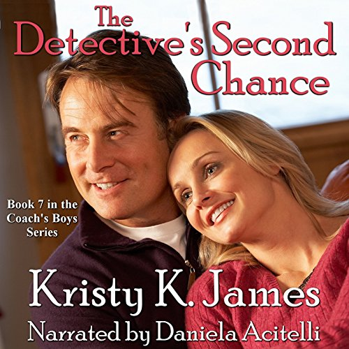 The Detective's Second Chance audiobook cover art