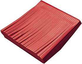 Twist-Ease Red Twist Ties - 4 3/4