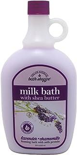 Village Nat. Bath Milk Bath Ultra-Moist Lavendr/Chamo 28 Ounce (828ml) (2 Pack)