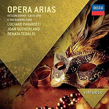 Opera Arias - Nessun Dorma - Casta Diva - O Mio Babbino Caro