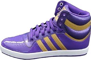 Adidas Neo High Stiefel Turnschuhe Gr. 43 13 weißblaurot