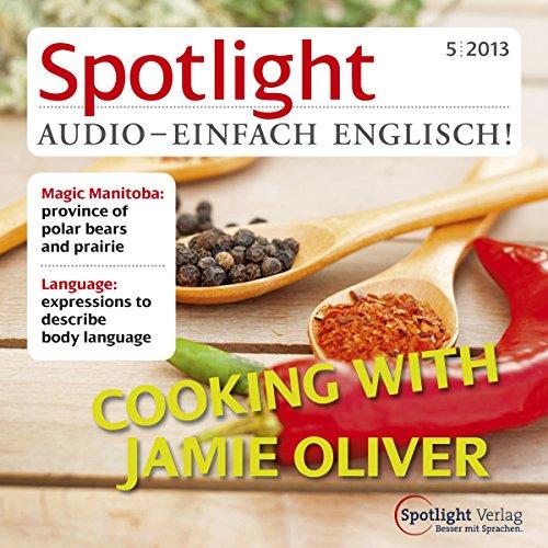 Spotlight Audio - Cooking with Jamie Oliver. 5/2013 Titelbild