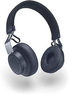 Jabra Move Style Edition – Auriculares On-Ear, Conexión Bluetooth con Smartphones, Ordenadores y Tabletas, Para Música y Llamadas Inalámbricas, Azul Marino