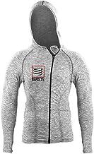 Compressport Sweatshirt à Capuche zippé Thermo 3D